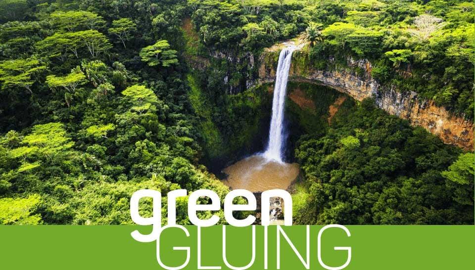 Green-Gluing