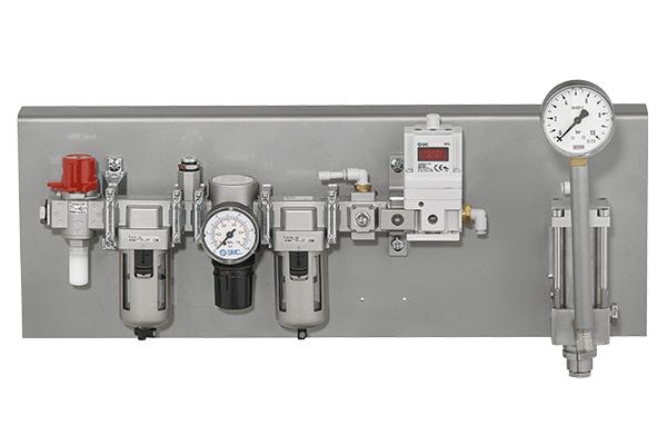 Box-Material-Pressure-Regulator